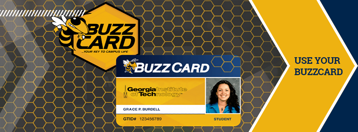 Use Your BuzzCard