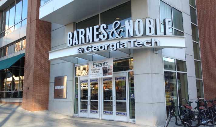 GT Barnes and Noble